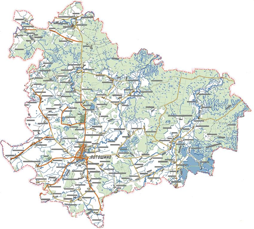 Территориальная подсудность Лотошинского районного суда Московской области